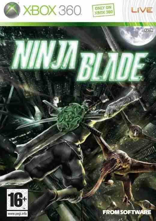 Descargar Ninja Blade [MULTI8] por Torrent